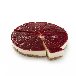 Cheesecake frutti rossi