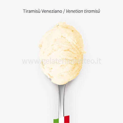 Gelato Tiramisu - o,5 Kg