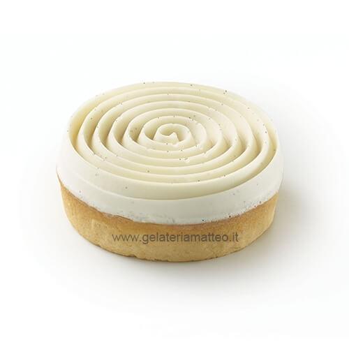 Spirale Vaniglia Caramello e Meringa