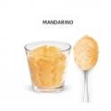 Mandarin sorbet glass 6 pcs