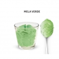Green Apple sorbet glass 6 pcs
